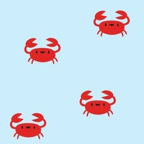 Happy Crabs