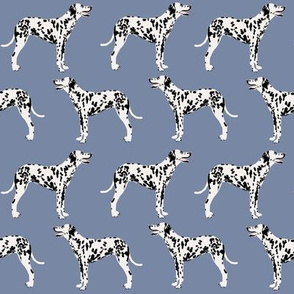 dalmatian dog cute blue dog sweet dogs dalmatian fabrics for pet owners pet lovers