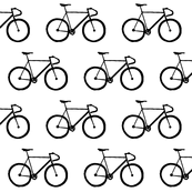 Fixie Bike Pattern