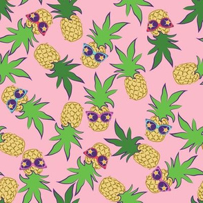 Pineapple Summer Pink