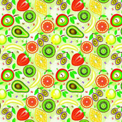 Brighten your Day the Fruity way !