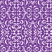 Arabesque - Purple