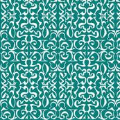 Arabesque - Forest Green