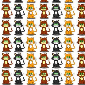 Cute Kawaii Cats
