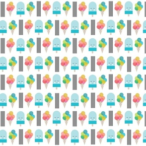 Ice Cream and Popsicles // Small