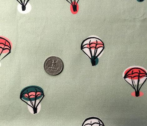 parachutes pistacchi