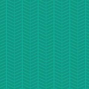 Algae Herringbone Chevron