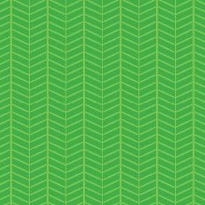 Grass Herringbone Chevron
