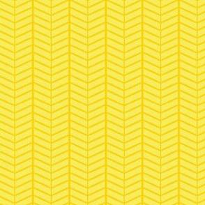 Lemonade Herringbone Chevron