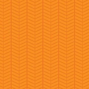 Marmalade Herringbone Chevron