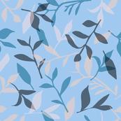 Mixed Tea Leaves (Sky)