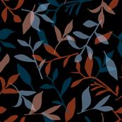 Mixed Tea Leaves (Night)