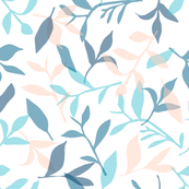 Mixed Tea Leaves (Snow)