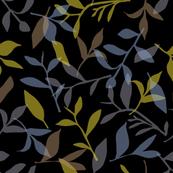 Mixed Tea Leaves (Dark)