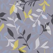 Mixed Tea Leaves (Steel)
