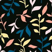 Tea Leaf Scatter (Dark)