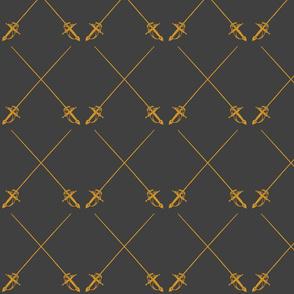 sca rapier - gold