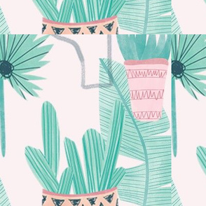 Tropical Cacti