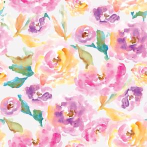 Cute Watercolor Floral