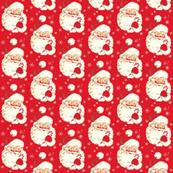Santa Red ~ New small size! Christmas