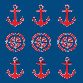 Anchor & Compass