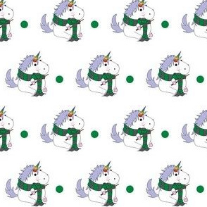 Unicorn Green School Wizard