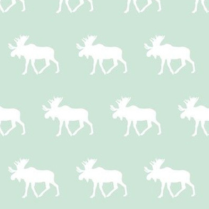 moose (small scale) - mint || holiday