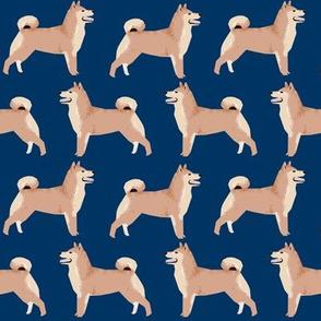 shiba inu dog cute dogs navy blue dog fabric pet dog shiba inu Japanese dog fabric doge