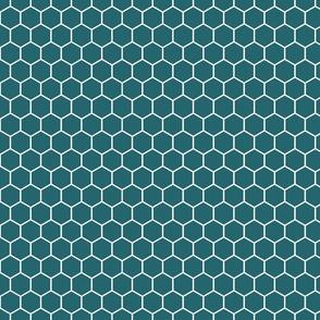 Honeycomb_Teal