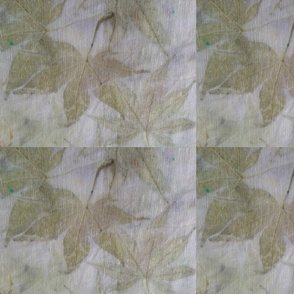 camo maple leaves