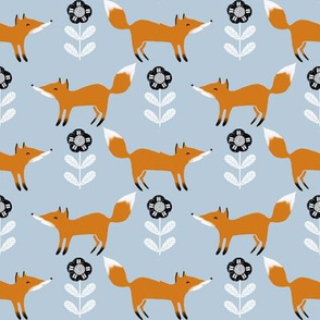 fox // fall autumn kids animal woodland creature animals cute winter foxes