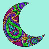 Paisley Moon