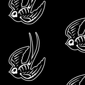 Skeleton Swallow