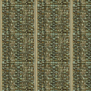 Fiber Pebble weaving with bold texture by Salzanos