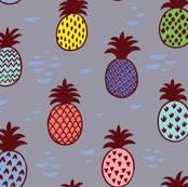 Pineapple fun time
