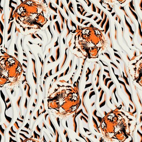 Tiger baroque