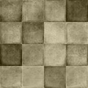 text mosaic