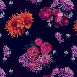 Summer Bouquet blue