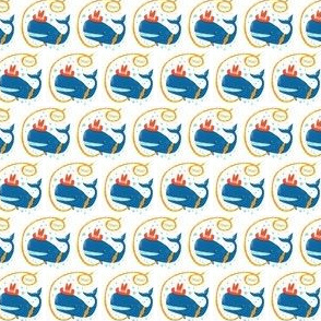 Whale Howdy