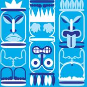 TIKI-TOKI Blue
