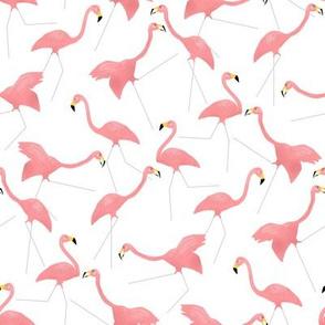 Lawn Flamingo Tango Pink 1