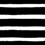 Black Paint Stripes by Friztin