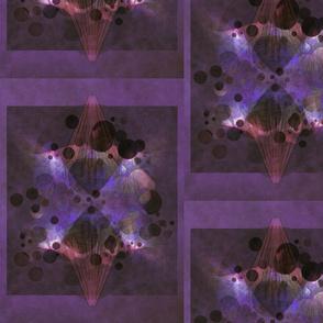 Galaxy in Lavender