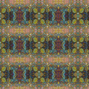 Lotus Dots 2 Smaller Print