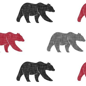 multi bear || the lumberjack collection