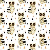 October Owl small