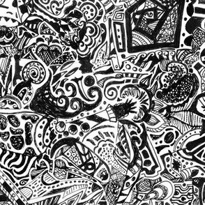 Abstract Doodles 1