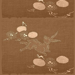 woodland hare - cedar