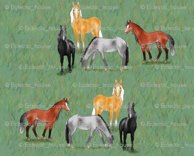 Black_bay_gray_and_palomino_horses_vertical_stripe_preview