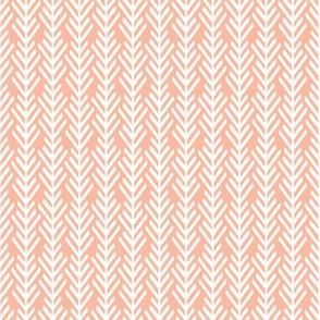 Peach / Pink / Coral Arrows